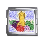 Fruit and Veggies Mega Link Italian Charm (18mm)