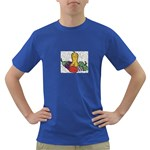 Fruit and Veggies Dark T-Shirt
