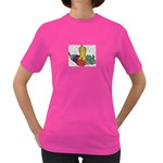 Fruit and Veggies Women s Dark T-Shirt