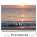RICH - Wall Calendar 11  x 8.5  (12-Months)