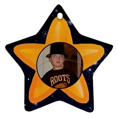 Happy Holidays 2011 Double Sided Star Ornament By Catvinnat   Star Ornament (two Sides)   Dhxujzerjnvj   Www Artscow Com Back