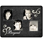 bryantblanket - Fleece Blanket (Large)