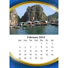 Desktop Calendar With Class In Blue (6x8 5) By Deborah   Desktop Calendar 6  X 8 5    Xi00a2qr6u1k   Www Artscow Com Feb 2017