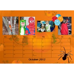 Potvins By Jennifer Degroft   Desktop Calendar 8 5  X 6    G3omyjwximcq   Www Artscow Com Oct 2012