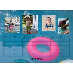 Potvins By Jennifer Degroft   Desktop Calendar 8 5  X 6    G3omyjwximcq   Www Artscow Com Jun 2012