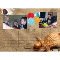 Potvins By Jennifer Degroft   Desktop Calendar 8 5  X 6    G3omyjwximcq   Www Artscow Com Aug 2012