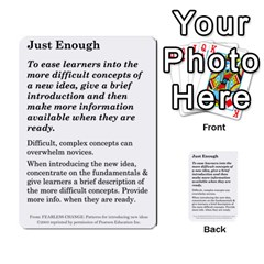 Fearless Journey Strategy Cards V1 0 1 By Deborah   Multi Purpose Cards (rectangle)   Zb5n0xvzb61m   Www Artscow Com Front 23