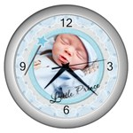 Little Prince Wall Clock (Silver)