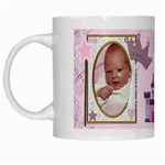 Little Princess Mug - White Mug