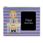 boy Pencil Case - Cosmetic Bag (XL)