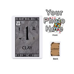 Civi Trade (1) By Roi   Playing Cards 54 (mini)   6fthi6odyrni   Www Artscow Com Front - Heart2