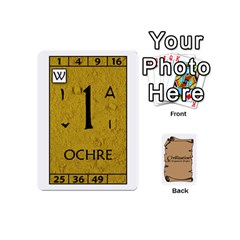 Civi Trade (1) By Roi   Playing Cards 54 (mini)   6fthi6odyrni   Www Artscow Com Front - Spade4