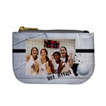 Volleyball mini coin purse