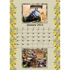 A Little Country Desktop Calendar By Deborah   Desktop Calendar 6  X 8 5    3y74410bjlyv   Www Artscow Com Jan 2017