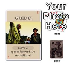 Indiana Jones Fireball Base Set By German R  Gomez   Playing Cards 54 Designs   Ecd3sjvbrtny   Www Artscow Com Front - Heart9