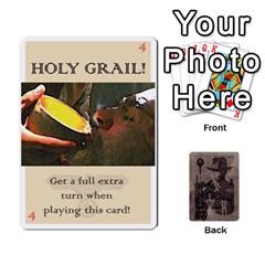 Jack Indiana Jones Fireball Base Set By German R  Gomez   Playing Cards 54 Designs   Ecd3sjvbrtny   Www Artscow Com Front - DiamondJ