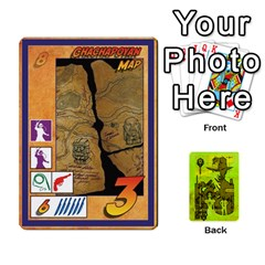Indiana Jones Fireball Incan Gold By German R  Gomez   Playing Cards 54 Designs   67551ms4nmwz   Www Artscow Com Front - Club7