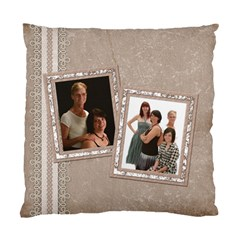 Mom Pillow By Michele   Standard Cushion Case (two Sides)   Ud81ex73ydy7   Www Artscow Com Front