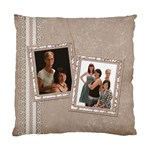 Mom Pillow - Standard Cushion Case (Two Sides)