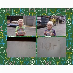 2012 Family Calendar By Tara Farrington   Wall Calendar 11  X 8 5  (12 Months)   Qo6134kb3b0q   Www Artscow Com Month