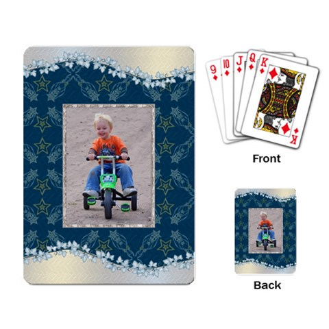 Eden Cards By Kdesigns   Playing Cards Single Design   Cytkaw83tzsn   Www Artscow Com Back