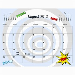 Fruitsnackcalendar2012 13 By Linnell Fowers   Wall Calendar 11  X 8 5  (18 Months)   Snm3jytu5uvq   Www Artscow Com Aug 2012