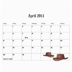 Fruitsnackcalendar2012 13 By Linnell Fowers   Wall Calendar 11  X 8 5  (18 Months)   Snm3jytu5uvq   Www Artscow Com Apr 2013