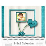 2015 Future Blessed Always Calender - Wall Calendar 8.5  x 6