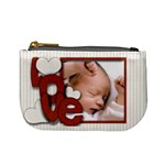 Love Me Bella Coin Purse (Keep your greatest treasure close to your heart) - Mini Coin Purse