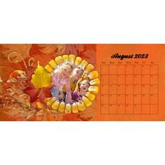 Family Holidays  Desktop Calendar 11x5 By Mikki   Desktop Calendar 11  X 5    45h7kk2r61ew   Www Artscow Com Aug 2019