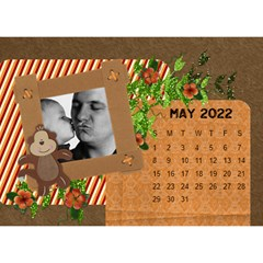 2015 All Boy Father, Masculine  Desktop Calendar 8 5x6 By Mikki   Desktop Calendar 8 5  X 6    Rztbq1r4hltq   Www Artscow Com May 2015