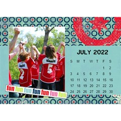 2015 All Boy Father, Masculine  Desktop Calendar 8 5x6 By Mikki   Desktop Calendar 8 5  X 6    Rztbq1r4hltq   Www Artscow Com Jul 2015