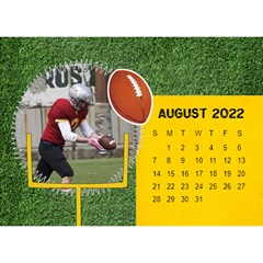 2015 All Boy Father, Masculine  Desktop Calendar 8 5x6 By Mikki   Desktop Calendar 8 5  X 6    Rztbq1r4hltq   Www Artscow Com Aug 2015