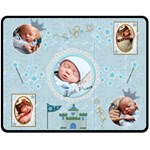 Little Prince Medium Fleece Blanket - Fleece Blanket (Medium)