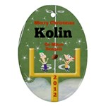 Kolin - Ornament (Oval)