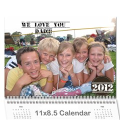 Layne 2012 By Laurie   Wall Calendar 11  X 8 5  (12 Months)   2npcspad85q6   Www Artscow Com Cover