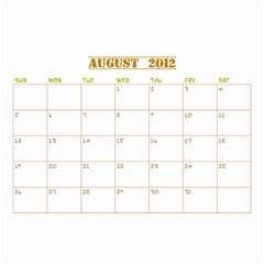 L By Christine   Wall Calendar 8 5  X 6    Epein1az8oij   Www Artscow Com Aug 2012