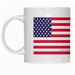 American Jew White Mug