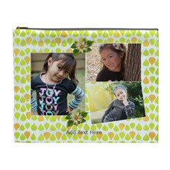 Xl Cosmetic Bag: Cherished 2 By Jennyl   Cosmetic Bag (xl)   A1yji63li287   Www Artscow Com Front
