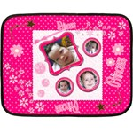 Little Princess - Mini Fleece Blanket