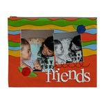 XL Cosmetic Bag: Friends - Cosmetic Bag (XL)