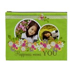 cosmetic bag xl - love - Cosmetic Bag (XL)