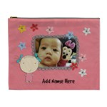 XL Cosmetic Bag: Cute Kid - Cosmetic Bag (XL)
