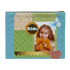Happy Kids By Joely   Cosmetic Bag (xl)   Kcvibz3nja5h   Www Artscow Com Back