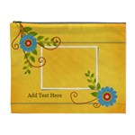 XL Cosmetic Bag: Summer Colors - Cosmetic Bag (XL)