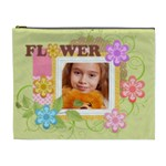 beauty flower kids 123 - Cosmetic Bag (XL)