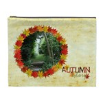 Autumn Glory Extra large Cosmetic Bag - Cosmetic Bag (XL)