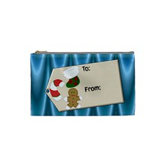 Gift Bag Small By Charity   Cosmetic Bag (small)   R46iae4e72e7   Www Artscow Com Front