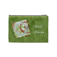 Winter Bag Medium By Charity   Cosmetic Bag (medium)   Bssuunqo068b   Www Artscow Com Back