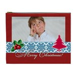 christmas bag - Cosmetic Bag (XL)
